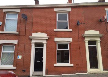 Thumbnail 2 bed terraced house for sale in Longshaw Street, Blackburn