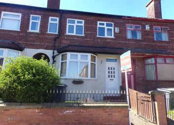 Thumbnail 3 bed terraced house for sale in Norman Street, Claughton, Wirral