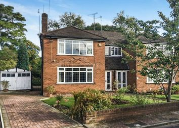 Thumbnail 3 bed semi-detached house for sale in Briarfield Road, Worsley, Manchester