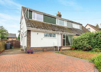Thumbnail 4 bedroom semi-detached house for sale in Barrows Lane East, Great Eccleston, Preston