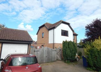 Thumbnail 3 bed detached house for sale in Lode Way, Chatteris