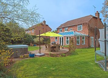 Thumbnail 4 bed detached house for sale in Rhinefield Close, Brockenhurst