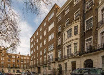 Thumbnail 3 bed flat to rent in Montagu Square, Marylebone