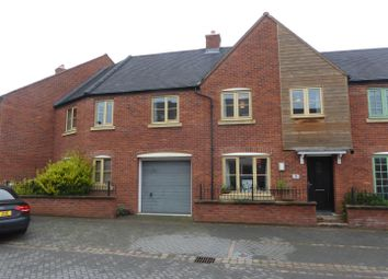 Thumbnail 4 bedroom terraced house for sale in Caxton Close, Lawley Village, Telford