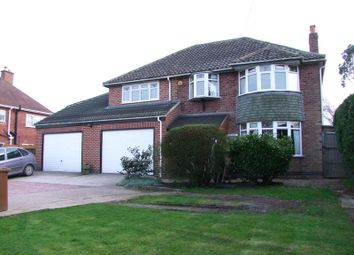 Thumbnail 6 bed detached house to rent in Beamhill Road, Anslow, Burton-On-Trent