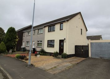 Thumbnail 3 bed end terrace house for sale in Boyd Orr Crescent, Kilmaurs