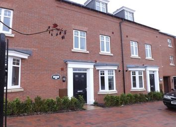 Thumbnail 4 bed town house to rent in Olympic Way, Hinckley