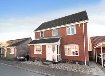 3 bed detached house for sale in Jack Plummer Way, Caister-On-Sea, Great Yarmouth NR30