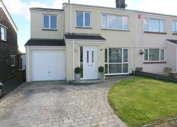 Thumbnail 4 bed semi-detached house for sale in Corfe Avenue, Hartley Vale