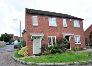 Thumbnail 2 bed semi-detached house for sale in Rogerson Road, Fradley, Lichfield