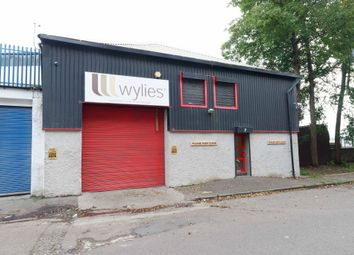 Thumbnail Commercial property for sale in St Marnock Street, Glasgow