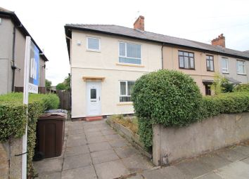 Thumbnail 3 bedroom end terrace house for sale in Southport Road, Bootle