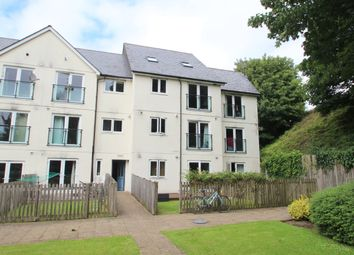 Thumbnail 1 bed flat for sale in Apsley Court, 1 Siding Road, Plymouth