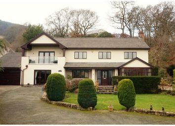 Thumbnail 4 bed detached house for sale in Llafar Y Nant, Glyn Ceiriog