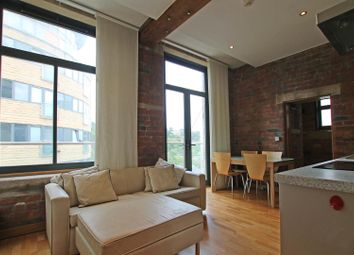 Thumbnail 2 bed flat to rent in Old Mill, Salts Mill Road, Shipley