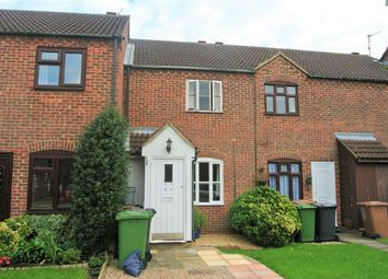 Thumbnail 2 bed terraced house for sale in Walton Park, Peterborough