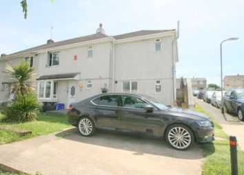 Thumbnail 4 bed semi-detached house for sale in Gleneagle Road, Mannamead, Plymouth