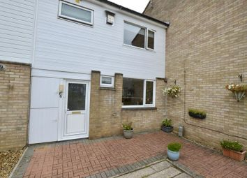 Thumbnail 3 bed terraced house for sale in Adderley, Bretton, Peterborough