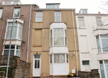 Thumbnail 2 bed flat to rent in Gore Terrace, Mount Pleasant, Swansea
