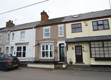 Thumbnail 2 bed terraced house for sale in Main Street, Newton, Rugby