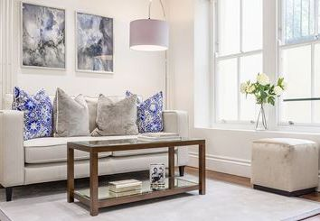 Thumbnail 1 bedroom flat to rent in Garden House, Bayswater