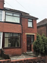 Thumbnail 4 bedroom semi-detached house to rent in Carleton Avenue, Blackpool