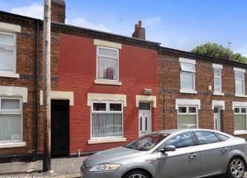 Thumbnail 3 bed terraced house for sale in Holt Street, Crewe