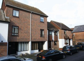 Thumbnail 3 bed town house for sale in Brook Street, Bishops Waltham, Southampton