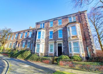 Thumbnail 2 bed flat to rent in Hawthorn Terrace, Newcastle Upon Tyne