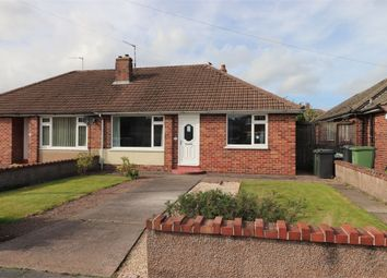 Thumbnail 2 bed semi-detached bungalow for sale in Lansdowne Crescent, Stanwix, Carlisle, Cumbria