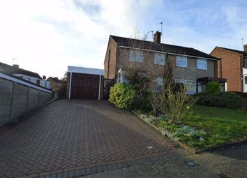 3 bed semi-detached house to rent in Northbank Close, Strood, Rochester ME2