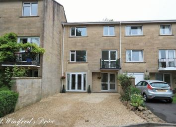 Thumbnail 4 bed terraced house to rent in St Winifred's Drive, Combe Down, Bath