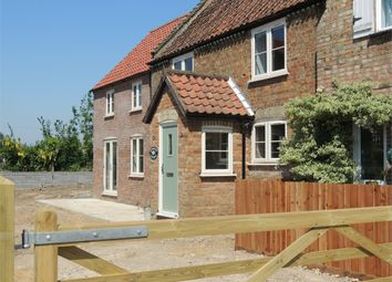 Thumbnail 3 bed semi-detached house for sale in Crimplesham, King's Lynn