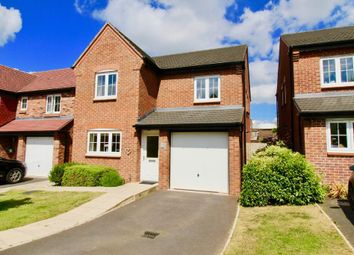 Thumbnail 4 bed detached house for sale in Ladybower Way, Yarnfield, Stone, Staffordshire