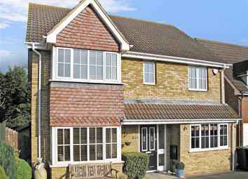 Thumbnail 4 bed detached house for sale in Blackberry Way, Whitstable, Kent