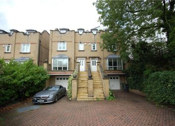 Thumbnail 5 bed town house to rent in Kingston Hill, Kingston Upon Thames