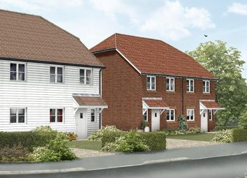 Thumbnail 3 bedroom semi-detached house for sale in Heron Fields, Sittingbourne, Kent