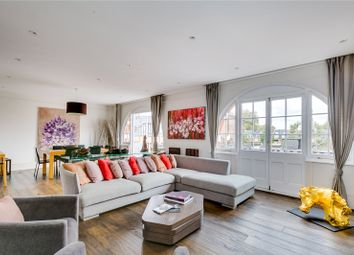 Thumbnail 4 bed flat to rent in Drayton Court, Drayton Gardens, London