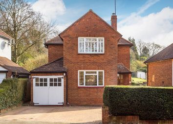 Thumbnail 3 bed detached house for sale in Fairdene Road, Coulsdon