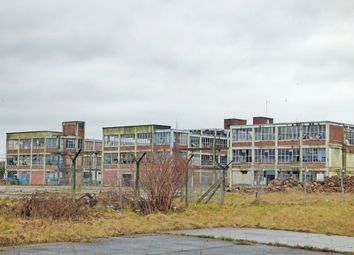 Thumbnail Commercial property for sale in Plots 1 & 2, Former Rubber Works, Heathhall, Dumfries