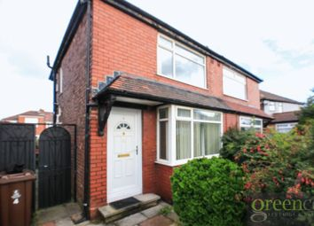 Thumbnail 2 bedroom semi-detached house to rent in Windsor Drive, Audenshaw, Manchester