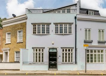 Thumbnail 3 bed flat for sale in Waterford Road, London