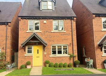 Thumbnail 4 bed detached house for sale in St. Stephens Court, Great Haywood, Stafford