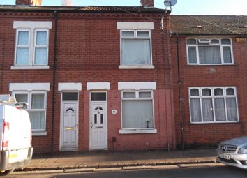 Thumbnail 2 bedroom terraced house for sale in Bridge Road, Leicester