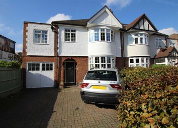 Thumbnail 5 bed property to rent in Spencer Road, Twickenham
