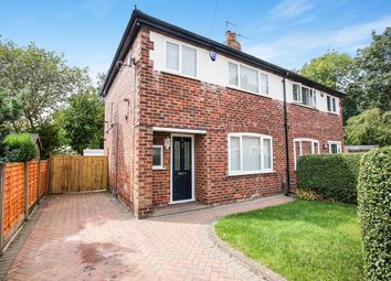 Thumbnail 3 bedroom semi-detached house to rent in Cavan Close, Stockport
