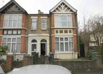 Thumbnail 3 bed flat to rent in Crawley Road, London