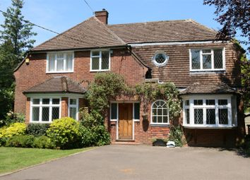 Thumbnail 5 bed detached house to rent in Hempstead Lane, Potten End, Berkhamsted