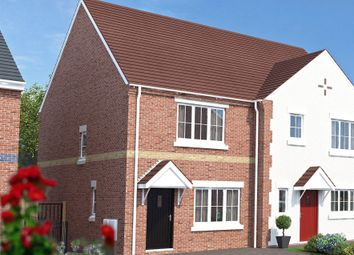 Thumbnail 3 bed terraced house for sale in Field Road, Ilkeston