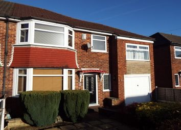 Thumbnail 4 bedroom semi-detached house to rent in Woodford Drive, Swinton
